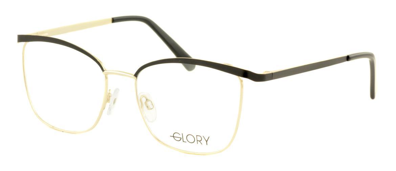 Купить Оправа Glory 609 Black, Оправы для очков