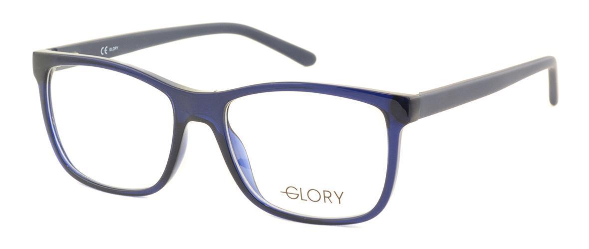 Купить Оправа Glory 201 Blue, Оправы для очков