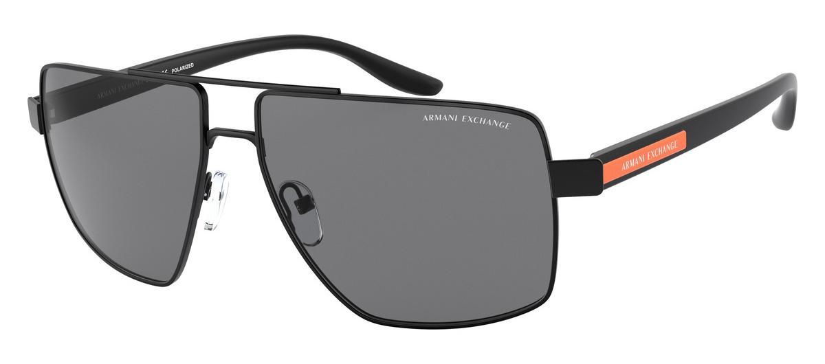 Купить Солнцезащитные очки Armani Exchange AX 2037S 6000/81 3P