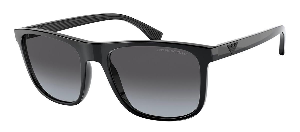 Купить Солнцезащитные очки Emporio Armani EA4129 5001/8G 3N