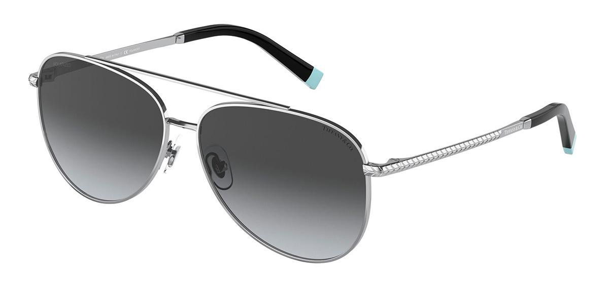 Купить Солнцезащитные очки Tiffany TF 3074 6001/T3 3P
