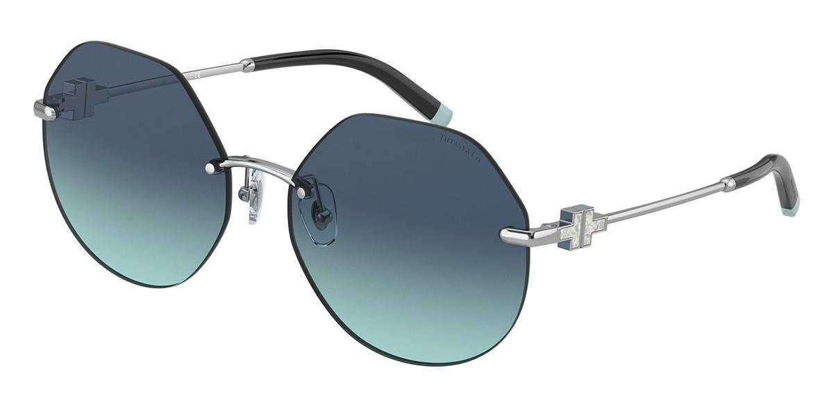 Купить Солнцезащитные очки Tiffany TF 3077 6001/9S 2N