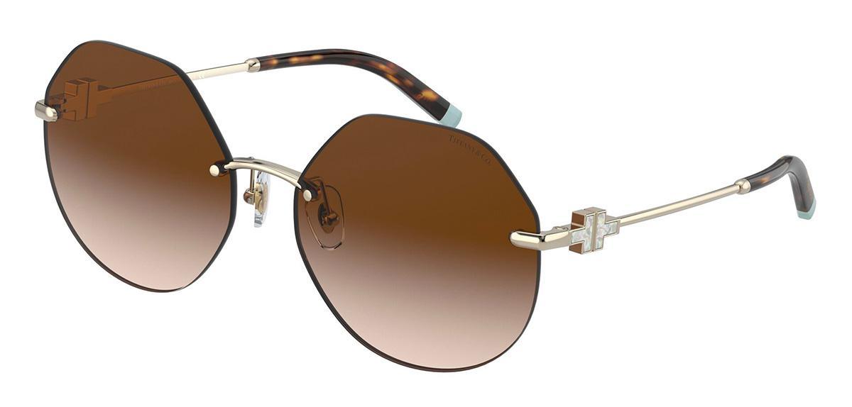 Купить Солнцезащитные очки Tiffany TF 3077 6021/3B 3N