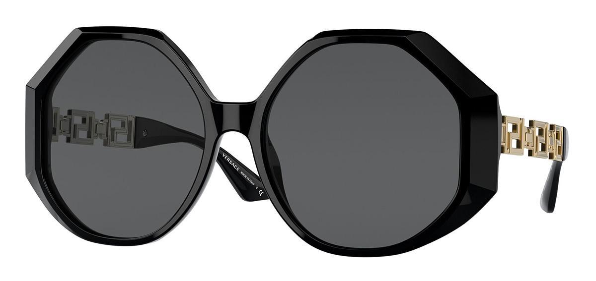 Купить Солнцезащитные очки Versace VE4395 GB1/87 3N