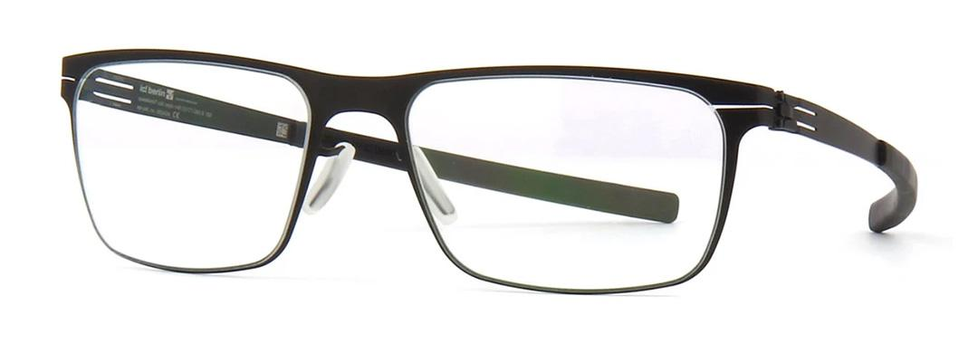 Купить Оправа Ic Berlin IB 135 Seekorso Black RX-Clear Flex, Оправы для очков