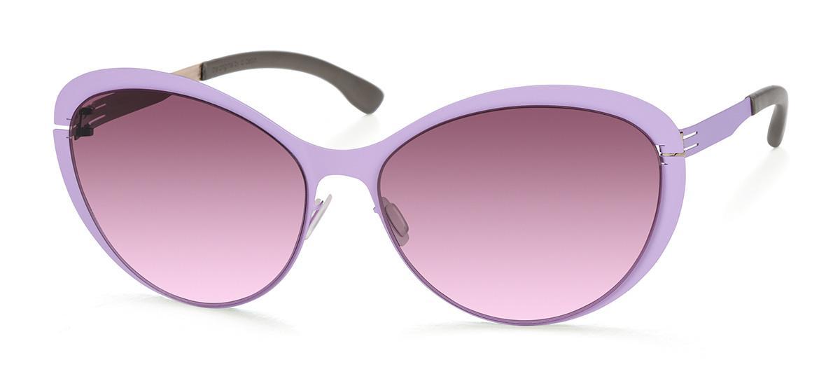 Купить Солнцезащитные очки Ic Berlin IB Mauerpark Orchid Bronze Warm Grey Purple Haze Donnerstag