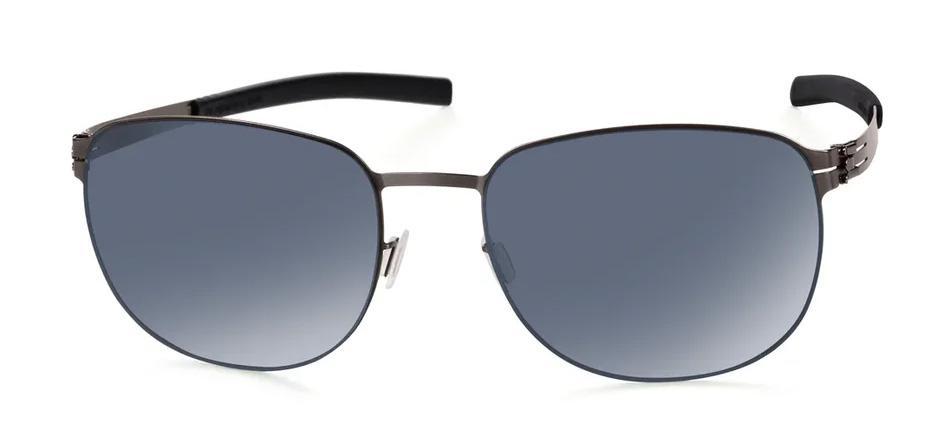 Купить Солнцезащитные очки Ic Berlin IB Andreas F Graphite Black Moonlight-Mirrored-Polarized Flex