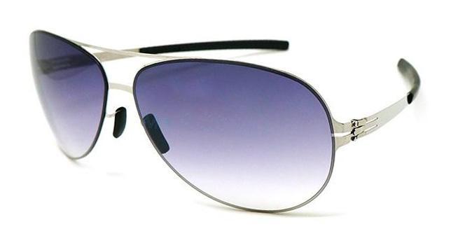 Купить Солнцезащитные очки Ic Berlin IB RS 151 Chrome Black Clear