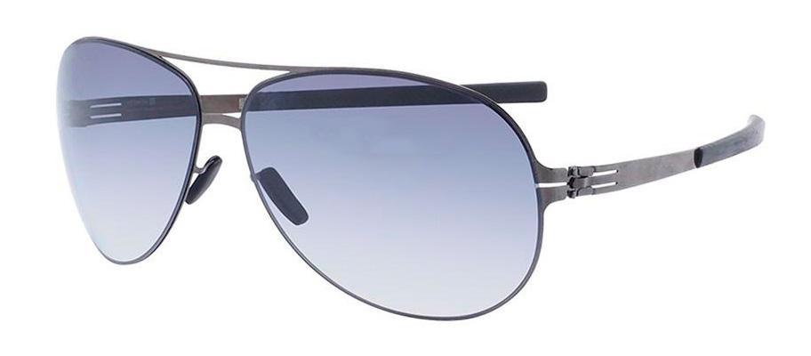 Купить Солнцезащитные очки Ic Berlin IB RS 151 Gunmetal Black Clear