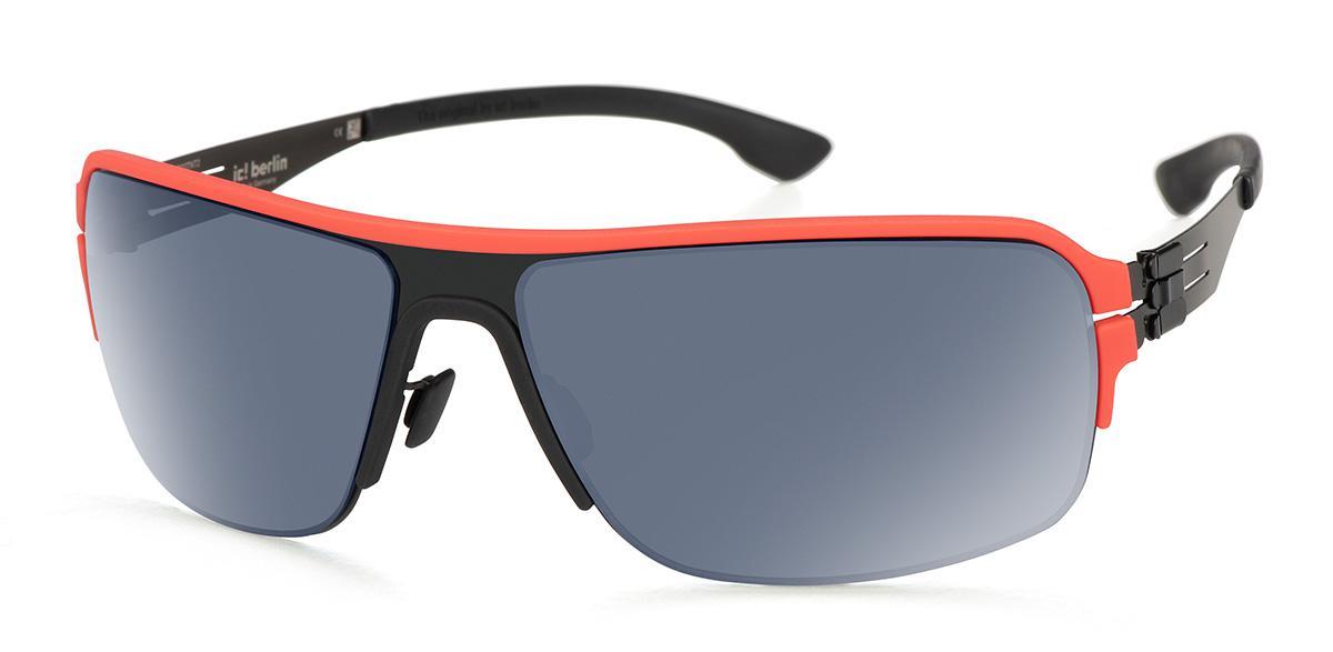 Купить Солнцезащитные очки Ic Berlin IB Runway Black-Neon Moonlight-Mirrored-Polarized Donnerstag