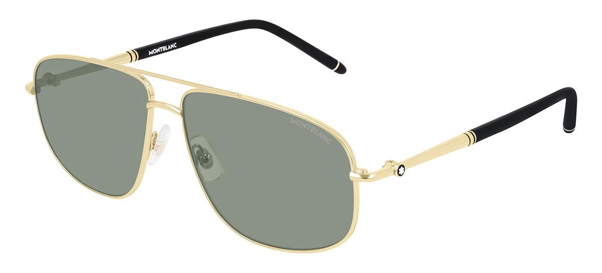Купить Солнцезащитные очки Mont Blanc MB 0069S 002