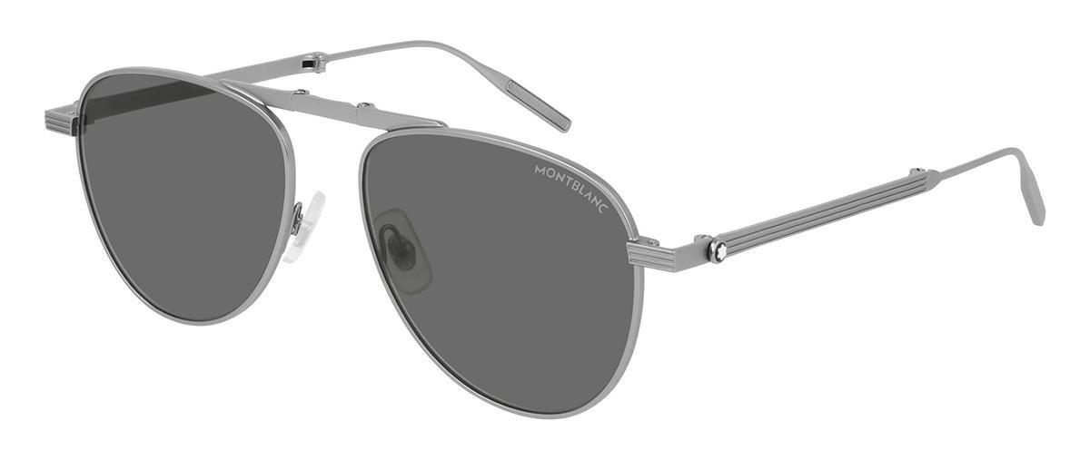 Купить Солнцезащитные очки Mont Blanc MB 0091S 001