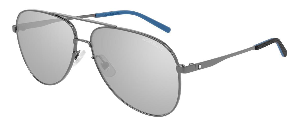 Купить Солнцезащитные очки Mont Blanc MB 0103S 002