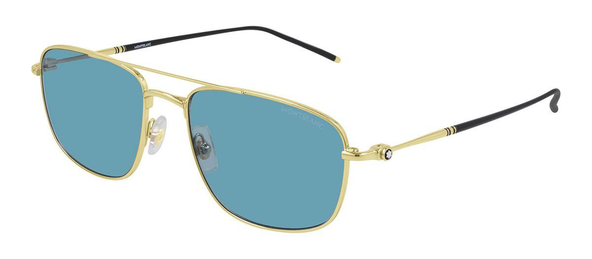 Купить Солнцезащитные очки Mont Blanc MB 0127S 004