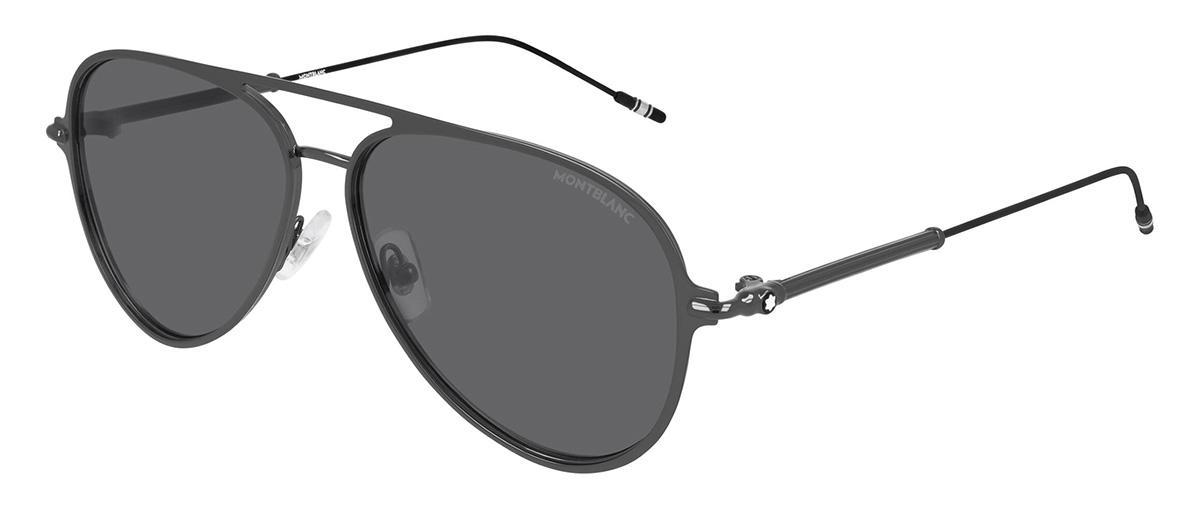 Купить Солнцезащитные очки Mont Blanc MB 0059S 001