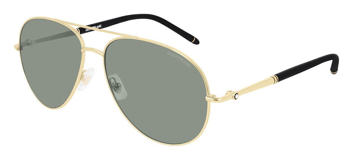 Купить Солнцезащитные очки Mont Blanc MB 0068S 002