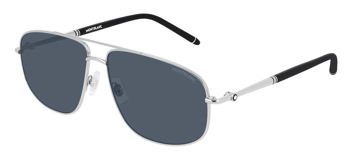 Солнцезащитные очки Mont Blanc MB 0069S 005  - купить со скидкой