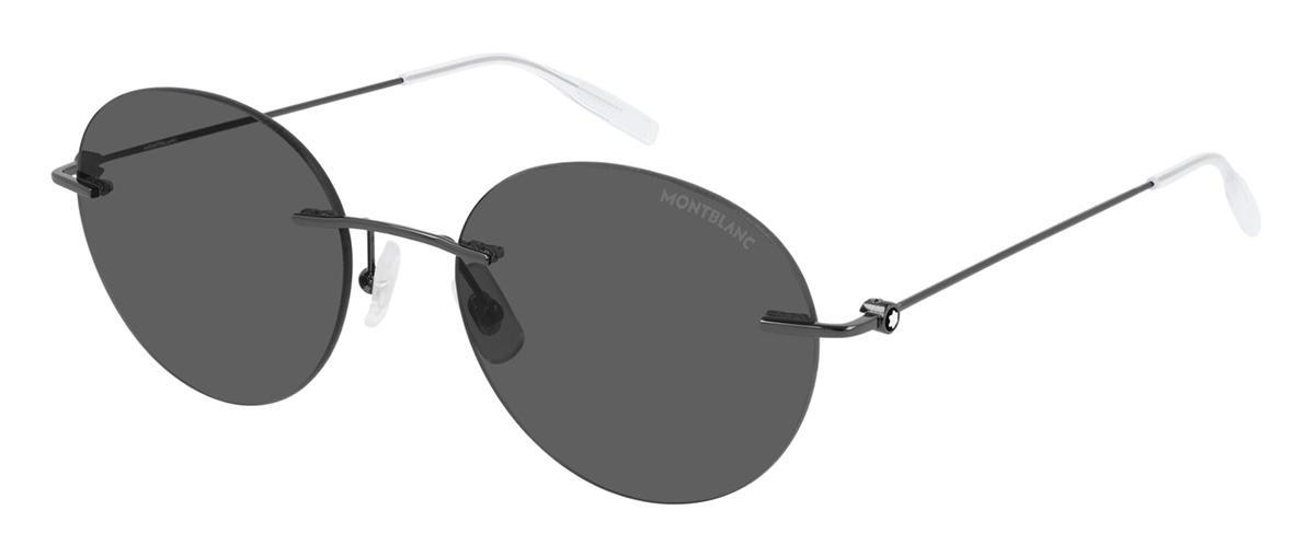 Купить Солнцезащитные очки Mont Blanc MB 0073S 001