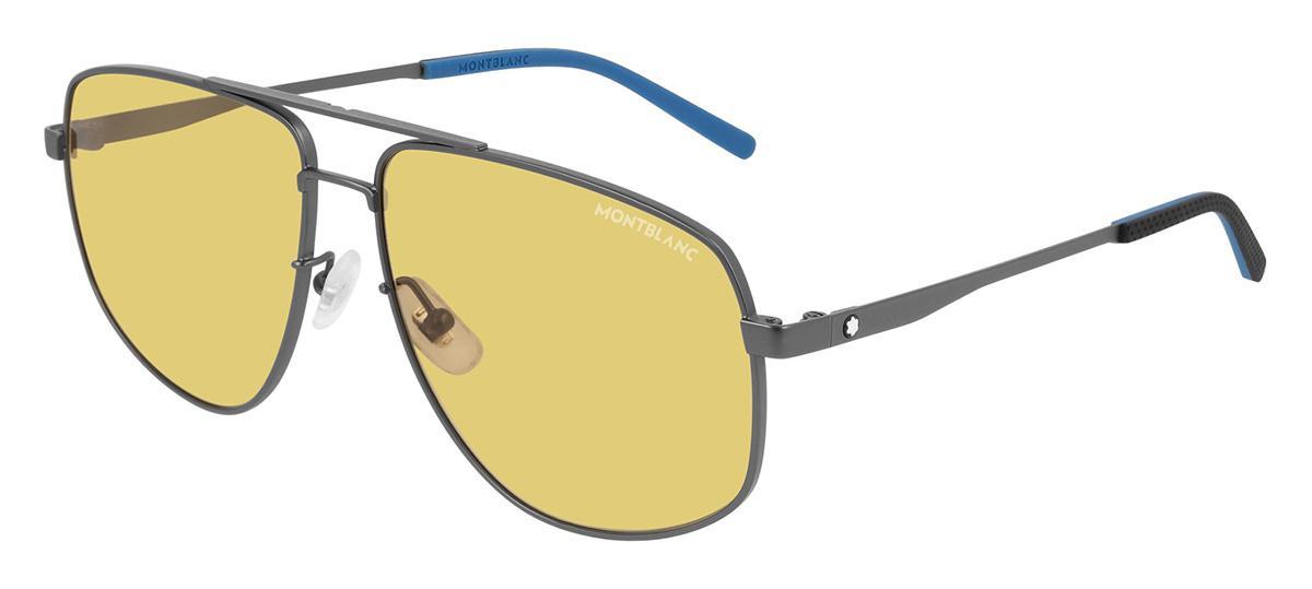 Купить Солнцезащитные очки Mont Blanc MB 0102S 004