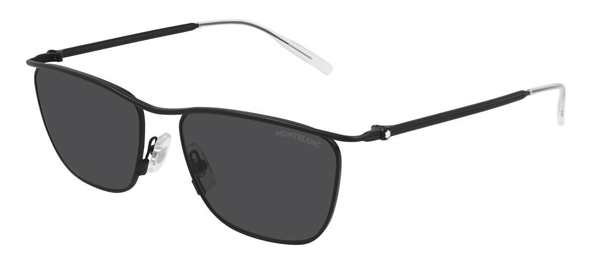 Купить Солнцезащитные очки Mont Blanc MB 0167S 001