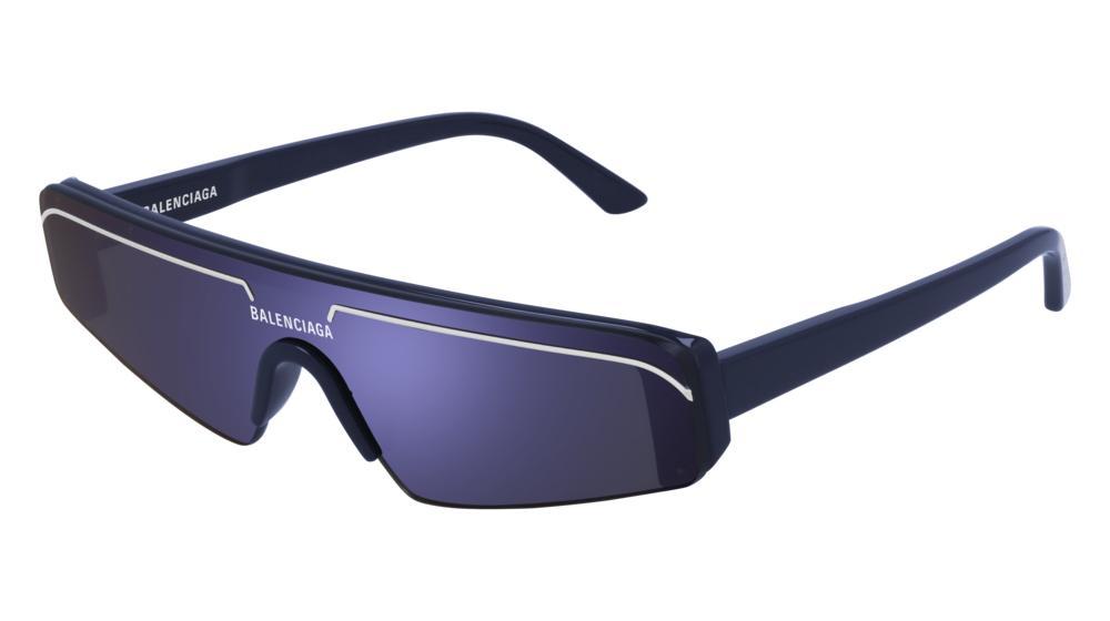 Купить Солнцезащитные очки Balenciaga BB 0003S 009