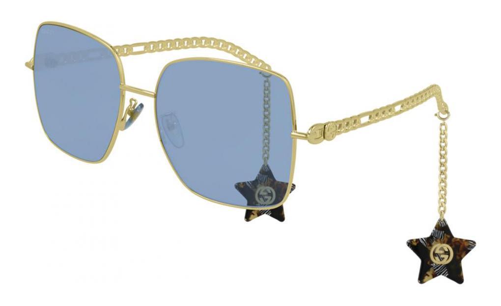 Купить Солнцезащитные очки Gucci GG 0724S 004