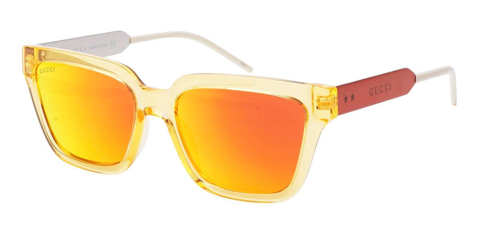 Купить Солнцезащитные очки Gucci GG 0975S 004