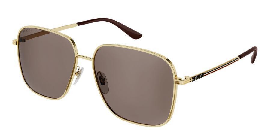 Купить Солнцезащитные очки Gucci GG 0987SA 002