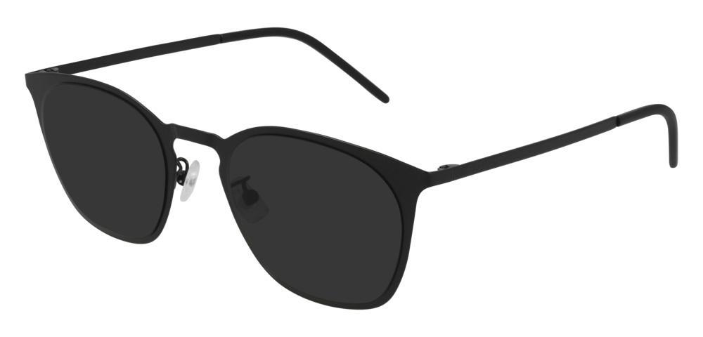 Купить Солнцезащитные очки Saint Laurent SL 28 SLIM METAL 001