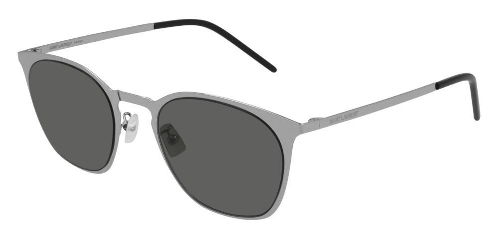 Купить Солнцезащитные очки Saint Laurent SL 28 SLIM METAL 003