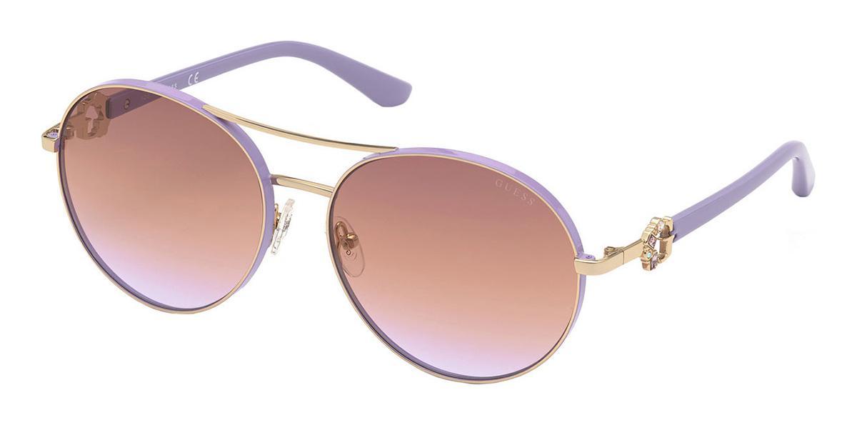 Солнцезащитные очки Guess GUS 7791-S 32Z  - купить со скидкой