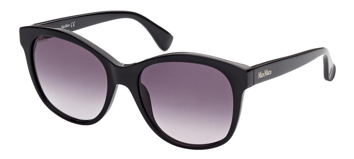 Купить Солнцезащитные очки Max Mara MM 0007 01B