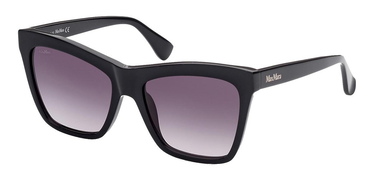 Купить Солнцезащитные очки Max Mara MM 0008 01B