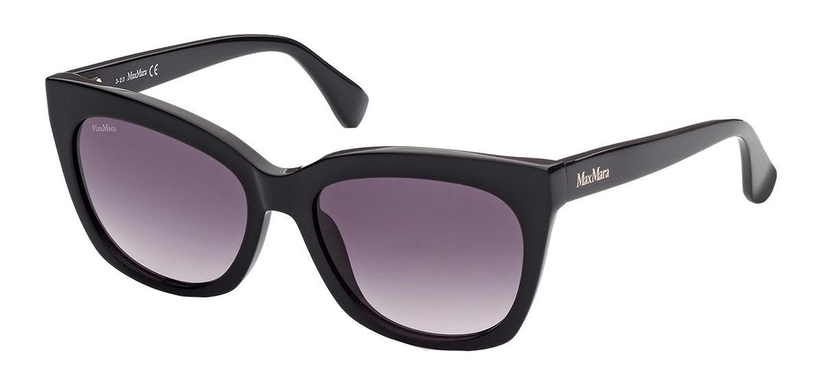Купить Солнцезащитные очки Max Mara MM 0009 01B