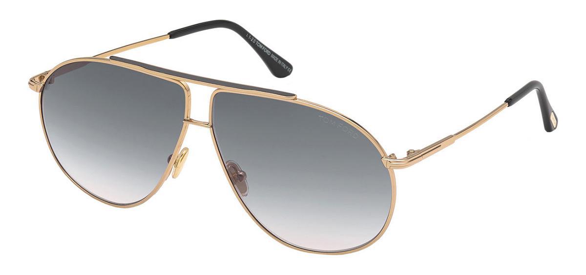Купить Солнцезащитные очки Tom Ford TF 825 28B