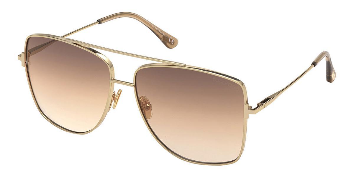 Купить Солнцезащитные очки Tom Ford TF 838 28F