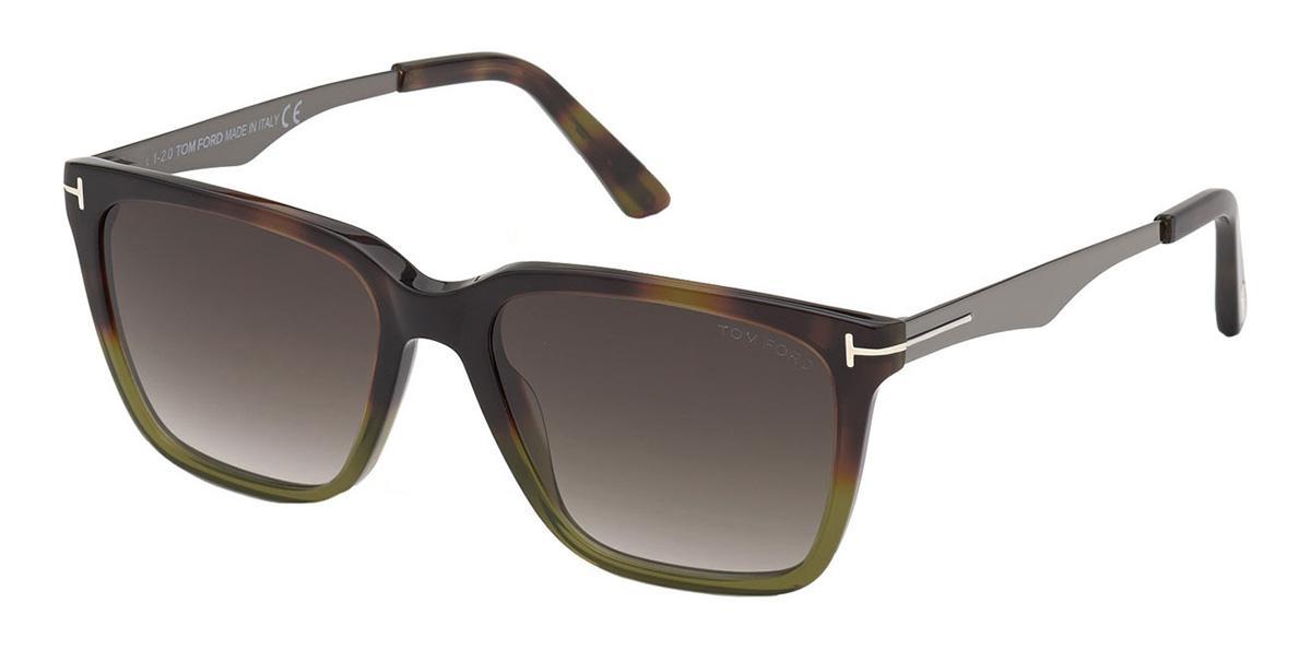 Купить Солнцезащитные очки Tom Ford TF 862 55B