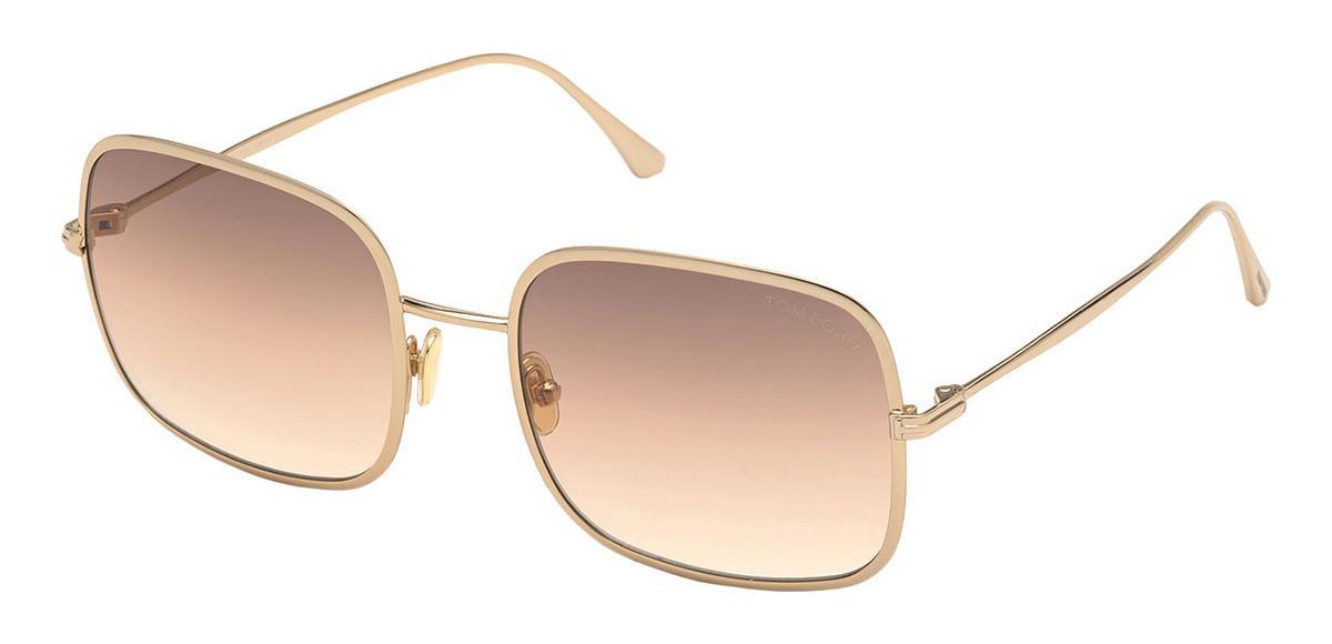 Купить Солнцезащитные очки Tom Ford TF 865 28F