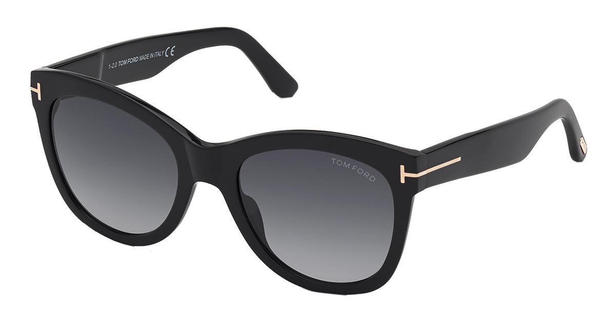 Купить Солнцезащитные очки Tom Ford TF 870 01B