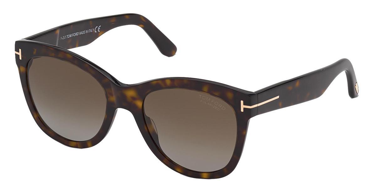 Купить Солнцезащитные очки Tom Ford TF 870 52H