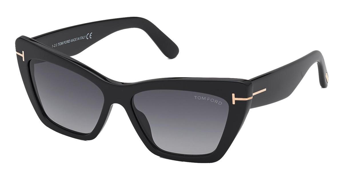 Купить Солнцезащитные очки Tom Ford TF 871 01B