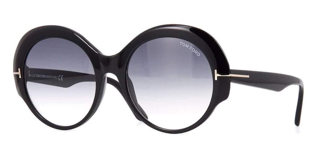 Купить Солнцезащитные очки Tom Ford TF 873 01B