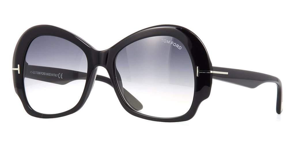 Купить Солнцезащитные очки Tom Ford TF 874 01B