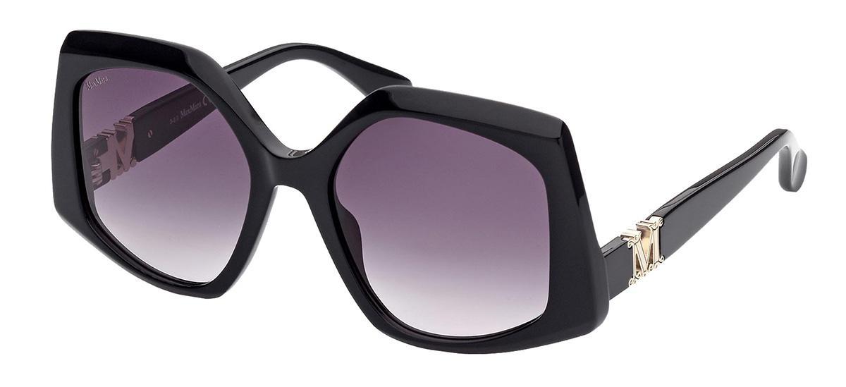 Купить Солнцезащитные очки Max Mara MM 0012 01B