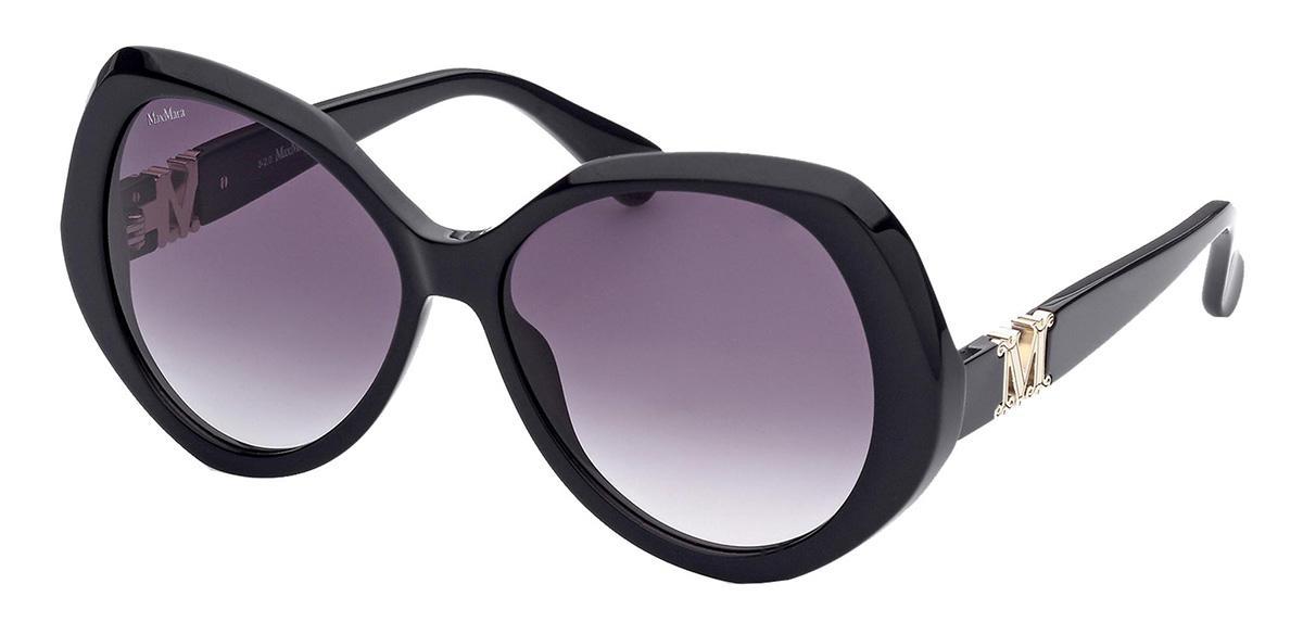 Купить Солнцезащитные очки Max Mara MM 0015 01B