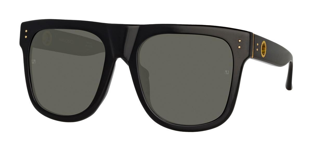 Солнцезащитные очки Linda Farrow Luxe LFL 1250 C01  - купить со скидкой