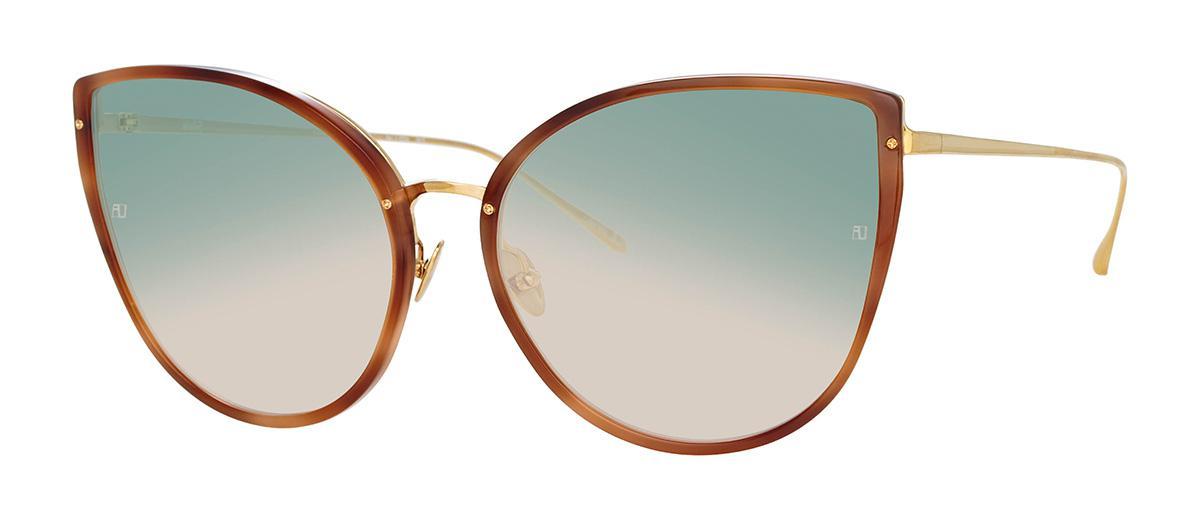 Купить Солнцезащитные очки Linda Farrow Luxe LFL 1244 C04