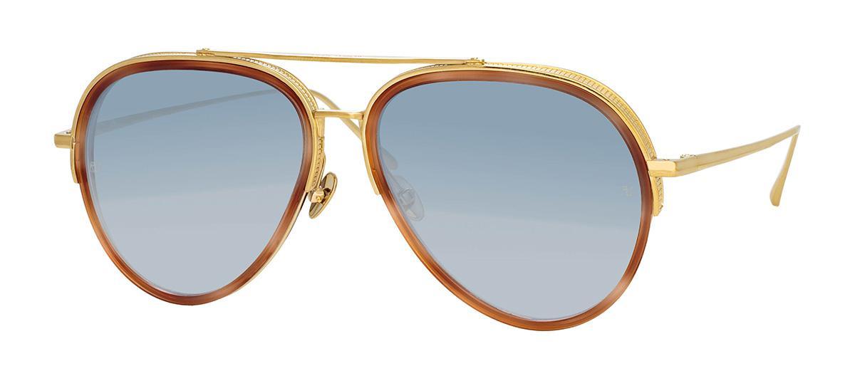 Купить Солнцезащитные очки Linda Farrow Luxe LFL 1118 C04