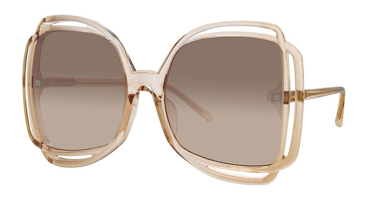 Купить Солнцезащитные очки Linda Farrow Luxe LFL 1173 C04