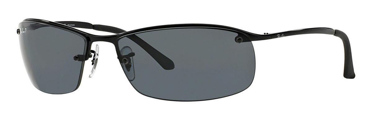 Солнцезащитные очки Ray-Ban RB3183 002/81 3P  - купить со скидкой